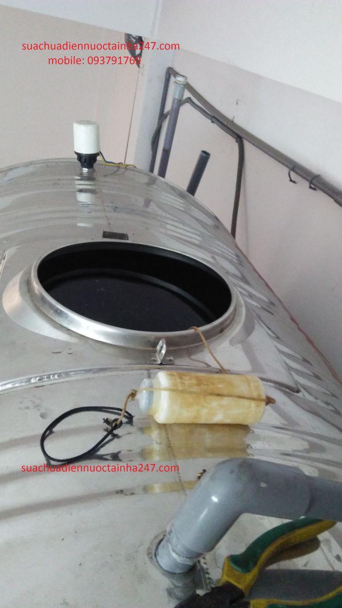 Chuyên nhận sửa chữa bồn nước