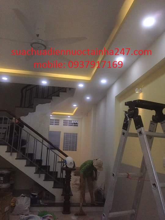Những điều lưu ý khi lắp đặt hệ thống đèn led trong nhà