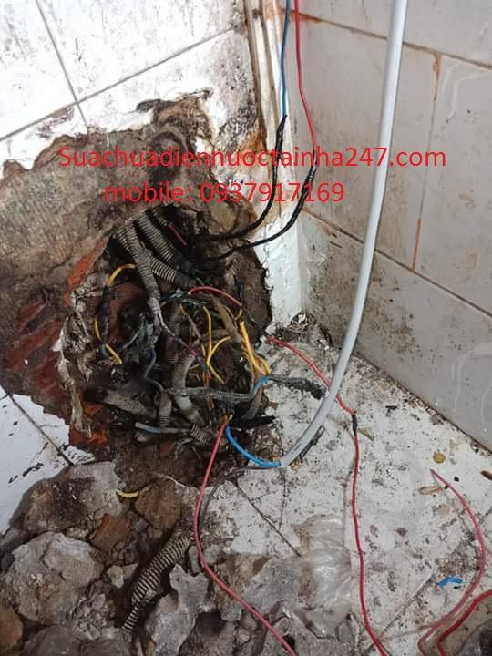 Hiện tượng chập cháy điện rất nguy hiêm dễ gây cháy nổ