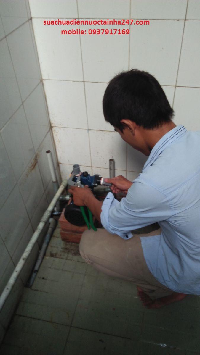 Dịch vụ sửa chữa nước Phúc Thịnh