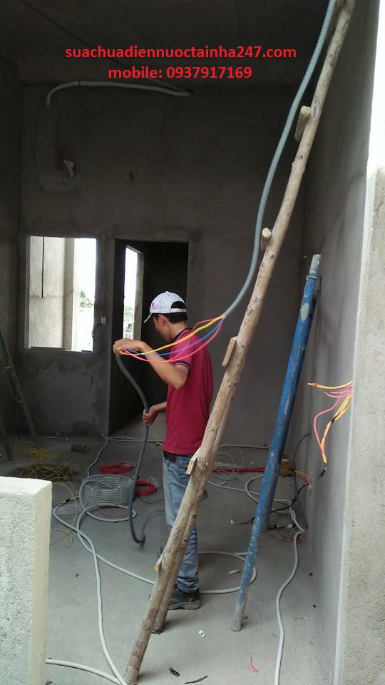 Dịch vụ sửa chữa điện Phúc Thịnh