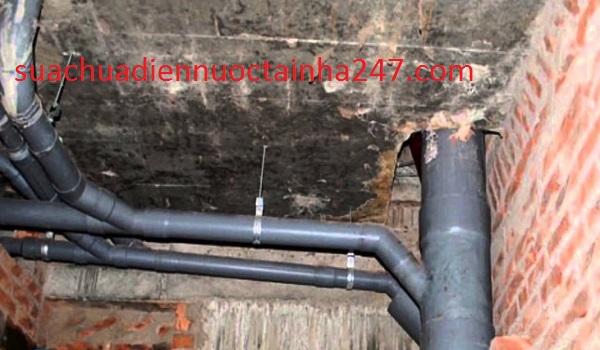 Hướng dẫn cách lắp đặt đường ống thoát nước