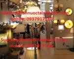 Lắp đặt, sửa chữa đèn trang trí cho quán cà phê, shop thời trang, nhà ở....